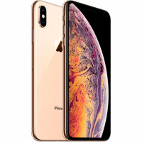 Apple iPhone XS Max 256GB (Gold) (MT552)