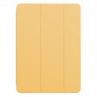 Чехол книжка iPad Pro 12,9 (2018) Mutural Smart Case Leather  (gold)