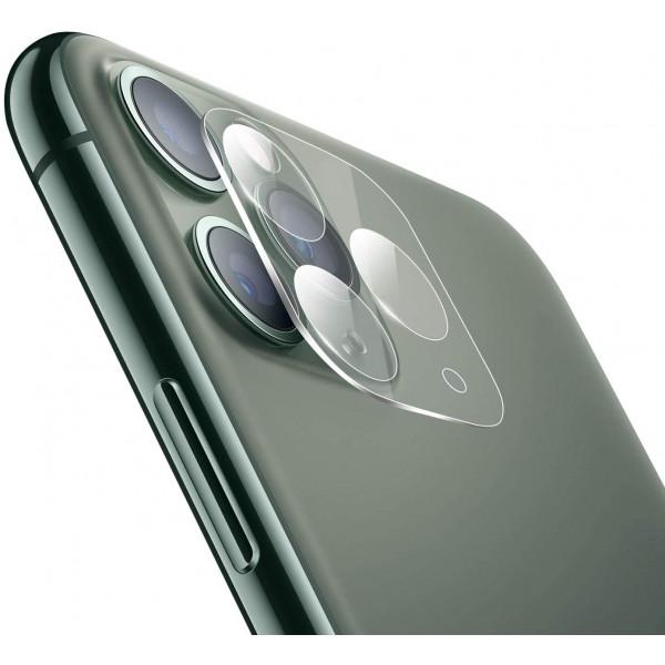 Защитное стекло iPhone 11Pro/ 11Pro Max CLEAR Camera Protection