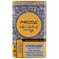Портативное зарядное устройство Proda Cool Taste Series 10000 mAh PPL-24 (orange)