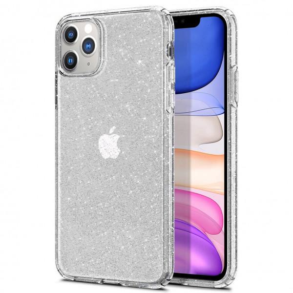 Чехол Накладка для iPhone 11 Pro Rock Pure Series (silver)