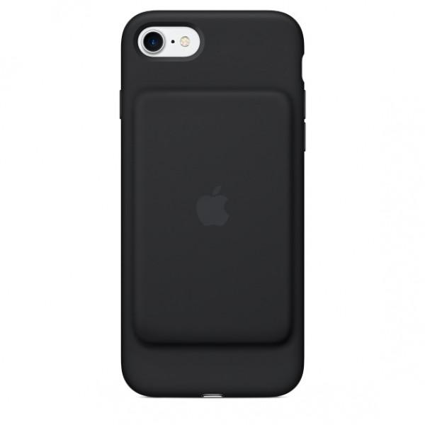 Чехол аккумулятор Smart Battery Case for iPhone 7 (Черный)