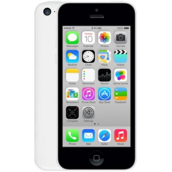 Apple iPhone 5C 32GB (White) (Used)
