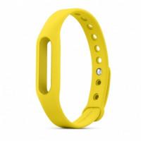 Ремешок XiaoMI MI Band Pulse 1S (Полиулетан) (Жёлтый)