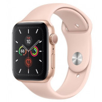 Apple Watch Series 5 LTE 44mm Gold Aluminum w. Pink Sand b.- Gold Aluminum (MWW02, MWWD2)