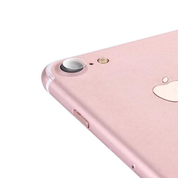 Защитное стекло камеры (основной) iPhone 7 2.15 D