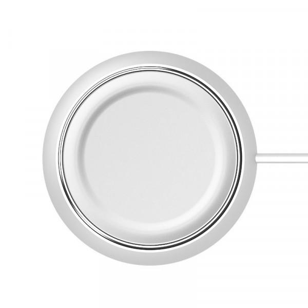 Беспроводное зарядное устройство Rock W5 Wireless Charger (White)