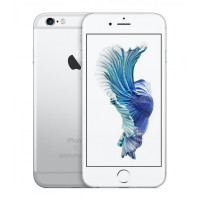Apple iPhone 6s 128GB (Silver) (MKQU2)