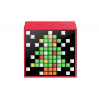 Колонка многофункциональная Divoom TimeBox  (red)