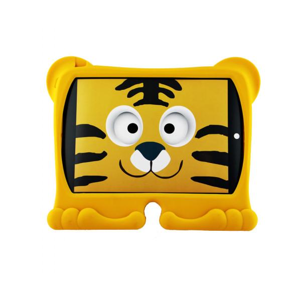 Чехол Накладка для iPad Air  GRIFFIN KAZOO(Жёлтый) (Силикон)