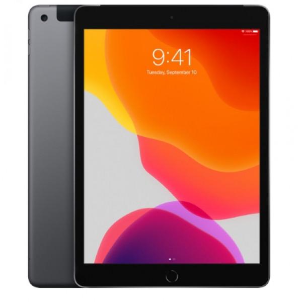Apple iPad 10.2 Wi-Fi + Cellular 32GB Space Grey (MW6W2)