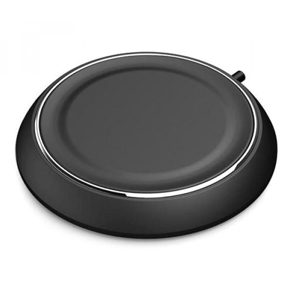 Беспроводное зарядное устройство Rock W5 Wireless Charger (Black)