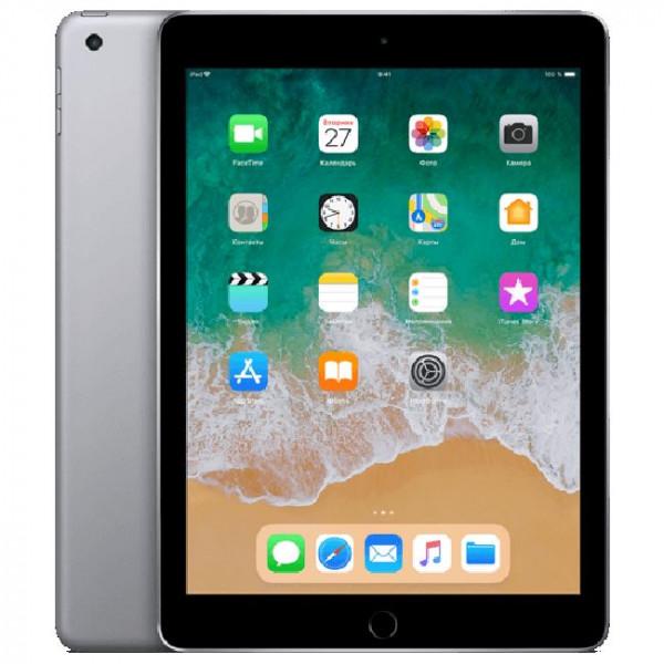 Apple iPad 2018 128GB Wi-Fi + Cellular Space Gray (MR7C2)