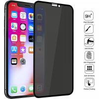 Защитные стекла iPhone X/Xs FREESOO Anti-Spy Glass Screen Protector