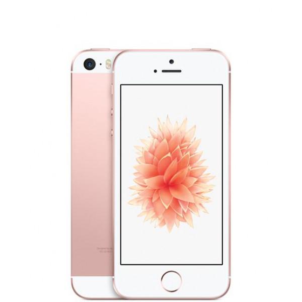 Apple iPhone SE 64GB (Rose Gold) (MLXQ2)