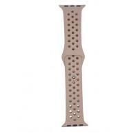 Ремешок-браслет для Apple Watch 42mm Sport Honeycomb (pink sand)