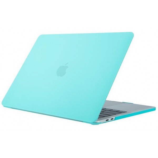 Чехол накладка MacBook Air 13 Slim Case (Берюзовый) (Матовый)