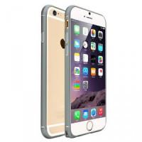Бампер для iPhone 6 COTEetCL BKG (Темно серый) (Алюминий)