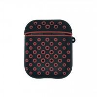 Чехол для AirPods Sport Nike+ case (Red)