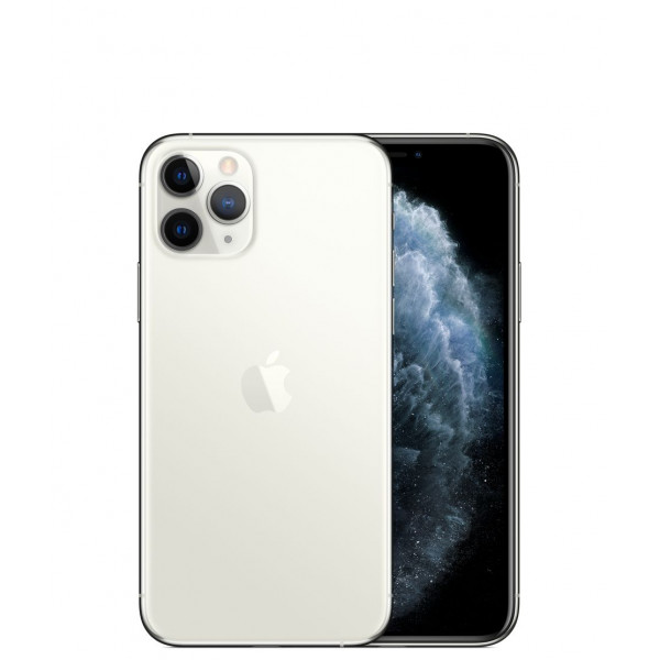 Apple iPhone 11 Pro 256GB (Silver) (MWCN2)