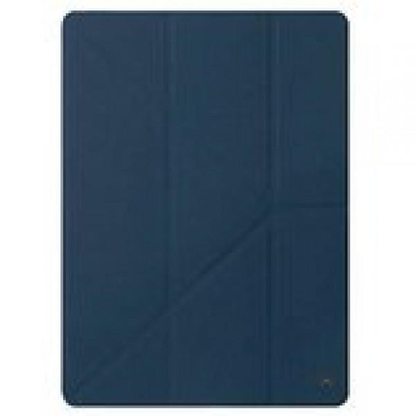 Чехол Книжка для iPad mini/mini Retina/mini 3 Baseus Terse Leather Case  (Синий) (Кожа)