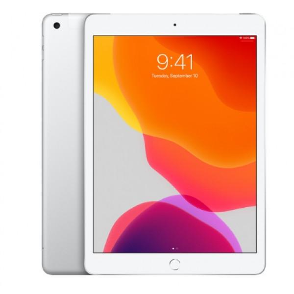 Apple iPad 10.2 Wi-Fi + Cellular 32GB Silver (MW6X2)
