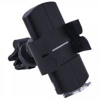 Авто-тримач з бездротовою зарядкою Usams CD133 10W (Black)