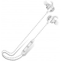 Наушники REMAX bluetooth headset RB-S10 silver