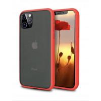 Чехол Накладка для iPhone 11 Pro Avenger Case (red)