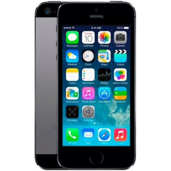 Apple iPhone 5S 32GB (Space Gray) (Refurbished) (Used)