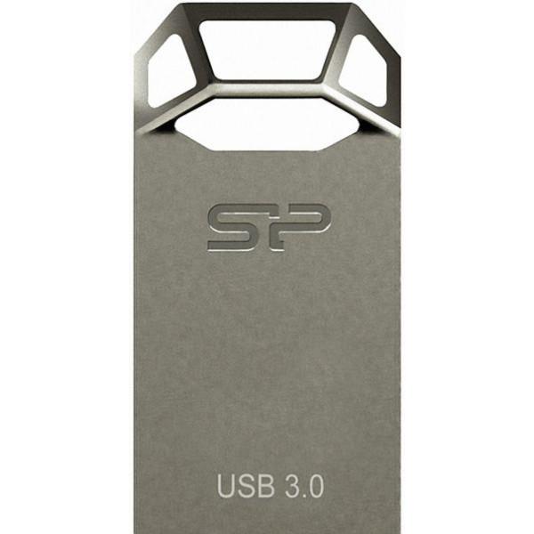USB 3.0 Flash 16GB SiliconPower Jewel J50 Titanium