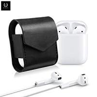 Чехол для AirPods WiWU Leather Case (White)
