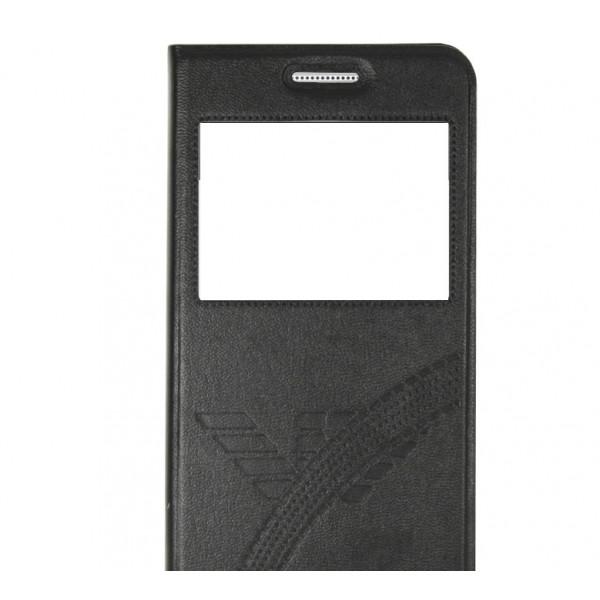 чехол книжка Hozis  для Samsung Galaxy A510 Black