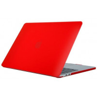 Чехлы для MacBook Pro 13 (2016) DDC Hard Case Matte (Red) (Пластик)