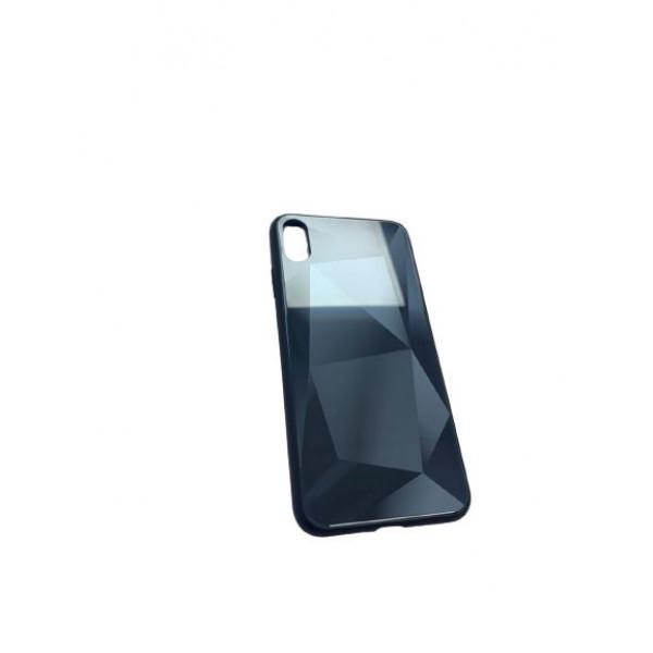 Чехол накладка iPhone Xs Max Baseus Prizma  Case (black)