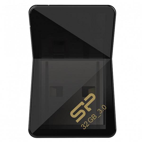 Накопители памяти USB 3.0 Flash SiliconPower Jewel J08 (32Gb) black