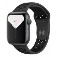Apple Watch Nike Series 5 GPS 44mm Space Gray Aluminum w. Space Gray Aluminum (MX3W2)