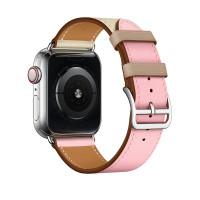 Ремешок для Apple watch 42 mm Single Tour Deployment Buckle (purple)