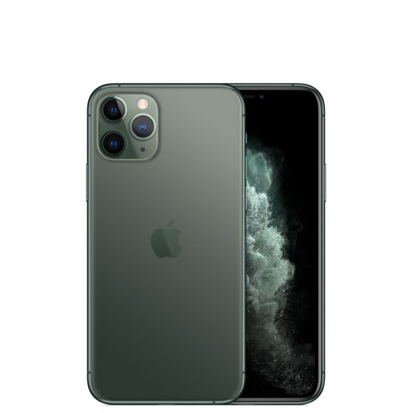 Apple iPhone 11 Pro 256GB (Midnight Green) (MWCQ2)