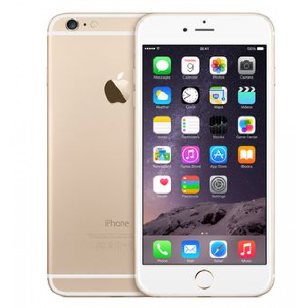 Apple iPhone 6 Plus 128GB (Gold)