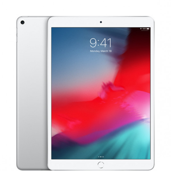 Apple iPad Air 2019 Wi-Fi 256GB Silver (MUUR2)