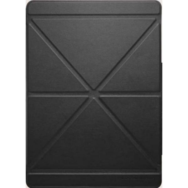 Чехол Книжка для iPad PRO G-Case Pro Y (Розовый) (Эко-кожа)