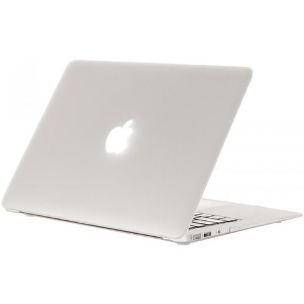 Чехол накладка MacBook Air 11 Dublon Slice Combi (Черный) (Кожа)