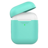 Чехол для AirPods Hang Case  (mint)