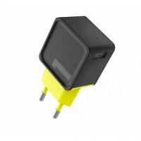 Сетевое зарядное устройство Rock Sugar Travel 1 Port (black)