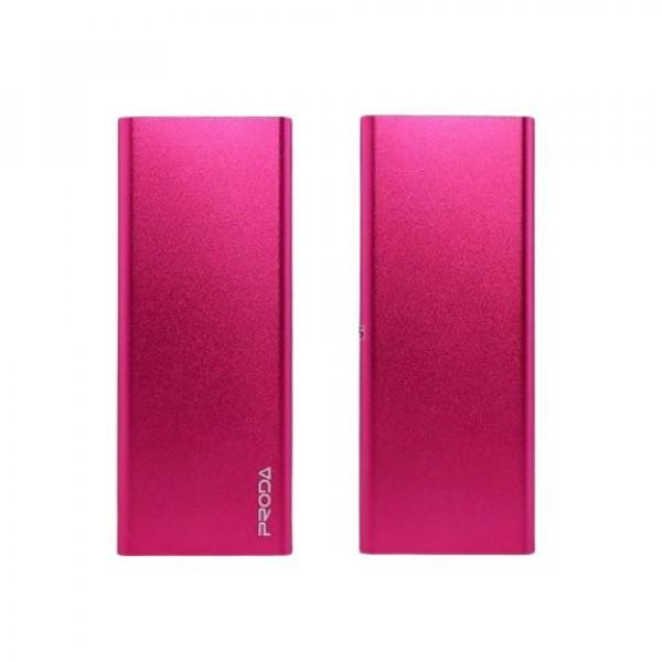 Портативное зарядное устройство PRODA POWER BANK Vanguard PP-V12 (SLIMS) (12000mAh) (Розовый)