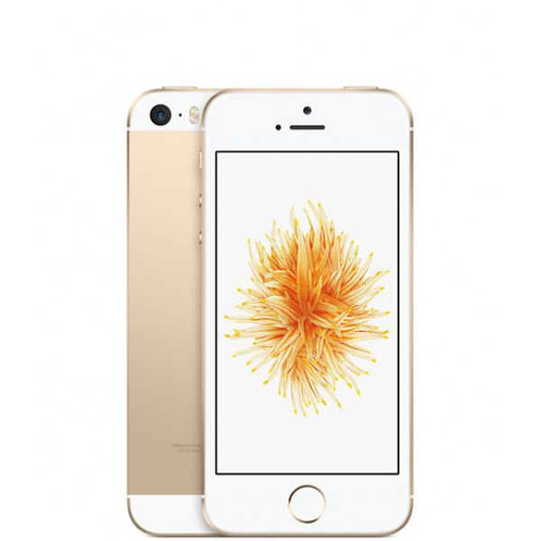 Apple iPhone SE 64GB (Gold) (MLXP2)