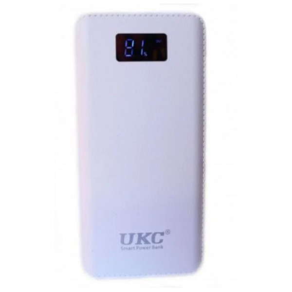 Портативное зарядное устройство Power Bank  38000mAh Белый