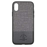 Чехол накладка iPhone Xs Max Polo Virtuoso Case (black)