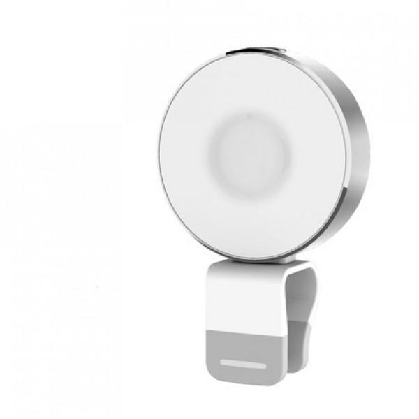 Дополнительная вспышка ROCK Omi Phone Light (silver)